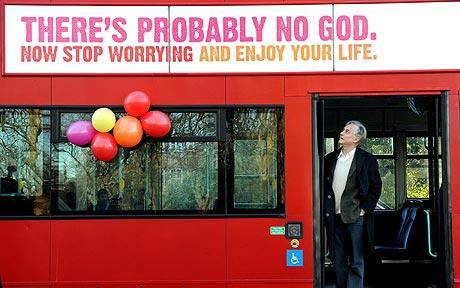 Richard Dawkins and the Atheist Bus Campaign