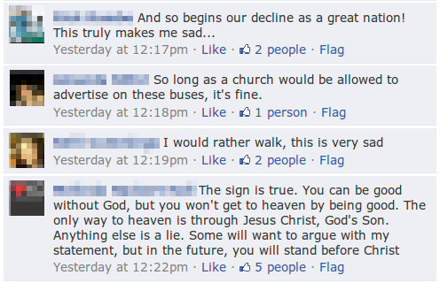 Facebook Bus Comments 07