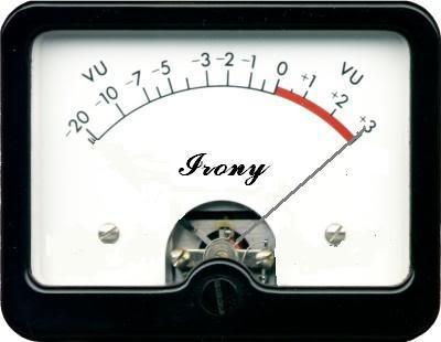 Irony Meter