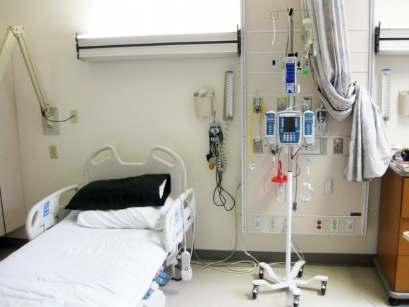 My Hospital Room