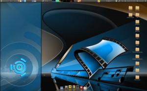 Dan's GNOME desktop
